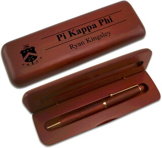 Pi Kappa Phi Wooden Pen Set