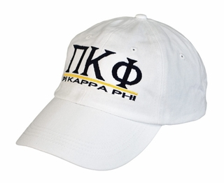 Pi Kappa Phi World Famous Line Hat - MADE FAST!