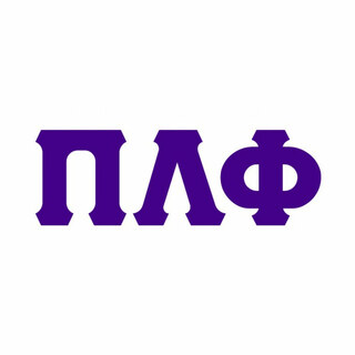 Pi Lambda Phi Big Greek Letter Window Sticker Decal