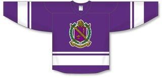 Pi Lambda Phi League Hockey Jersey