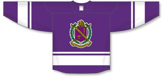 Pi Lambda Phi League Hockey Jersey