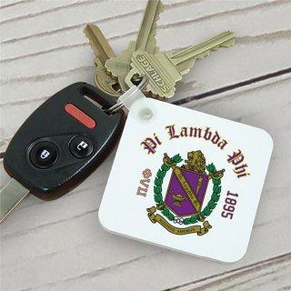 Pi Lambda Phi Color Keychains
