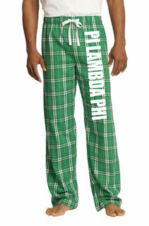 Pi Lambda Phi Pajamas Flannel Pant