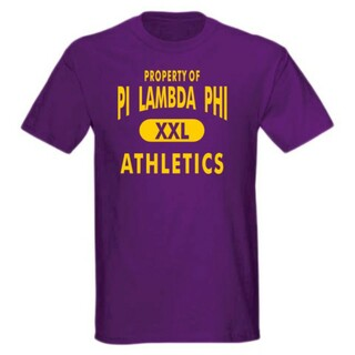 Pi Lambda Phi Property Of Athletics
