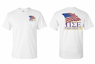 Pi Sigma Epsilon Patriot Limited Edition Tee