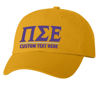 Pi Sigma Epsilon World Famous Line Hat