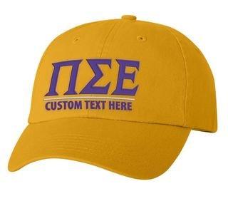Pi Sigma Epsilon World Famous Line Hat