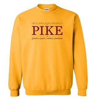PIKE Crewneck Sweatshirt