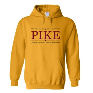 PIKE Hooded Sweatshirt