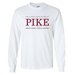 PIKE Long Sleeve Tee