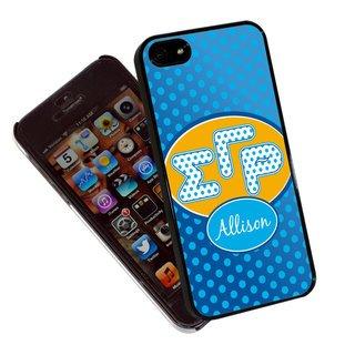 Polka Dots Sigma Gamma Rho Phone Cover