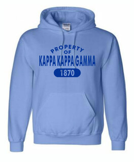 Printed Greek Sweatshirts