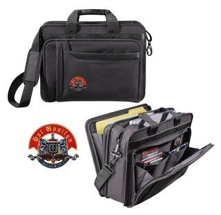 DISCOUNT-Psi Upsilon Crest - Shield Briefcase Attache