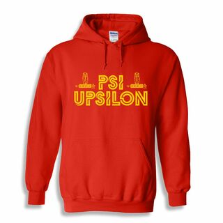 Psi Upsilon Crest Element Hoodie
