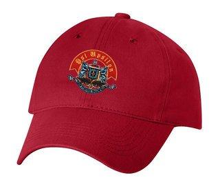 Psi Upsilon Crest Hat
