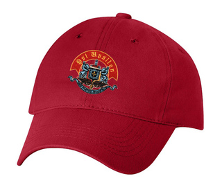 DISCOUNT-Psi Upsilon Crest - Shield Hat
