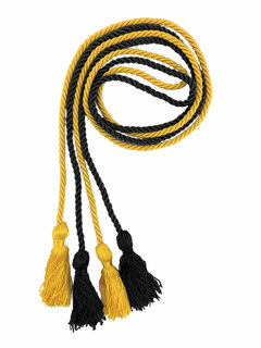 Psi Upsilon Greek Graduation Honor Cords