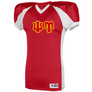 Psi Upsilon Snap Football Jersey
