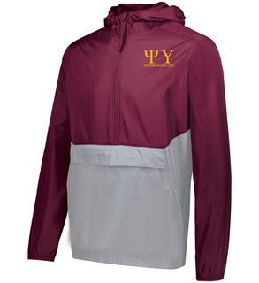 Psi Upsilon Head of The Pack Pullover