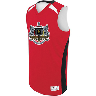 Psi Upsilon High Five Campus Basketball Jersey