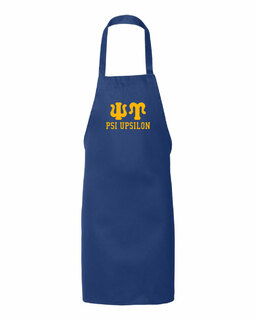 Psi Upsilon Large Apron