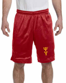 Psi Upsilon Mesh Short