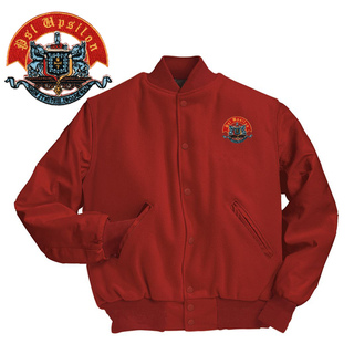 Psi Upsilon Varsity Crest - Shield Jacket