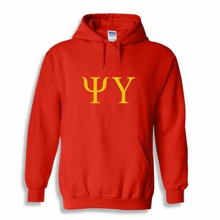 Psi Upsilon World Famous $25 Greek Hoodie