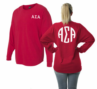 Pullover Game Day Sorority Jerseys