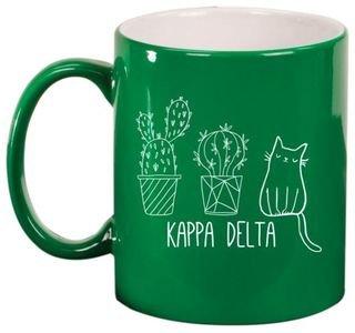 Purrrfect Sorority Coffee Mug