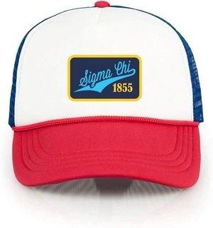 Red, White & Blue Trucker Hat
