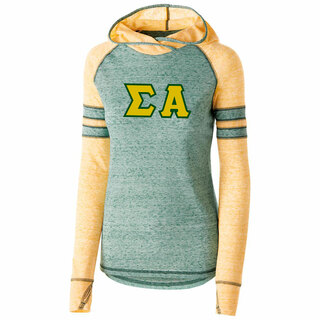 DISCOUNT-Sigma Alpha Advocate Lettered Hoody