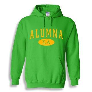 Sigma Alpha Alumna Sweatshirt Hoodie