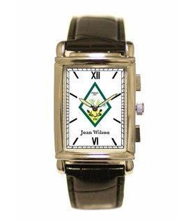 Sigma Alpha Classic Wristwatch