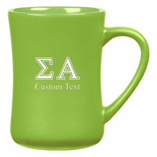 Sigma Alpha Coffee House Mug
