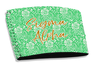 Sigma Alpha Coffee Sleeve