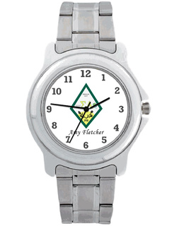 Sigma Alpha Commander Watch
