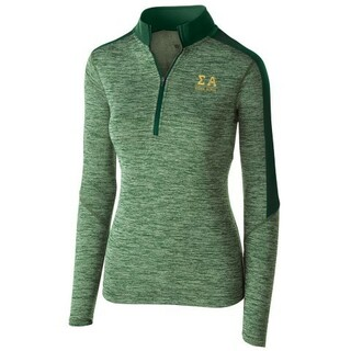 Sigma Alpha Electrify 1/2 Zip Pullover