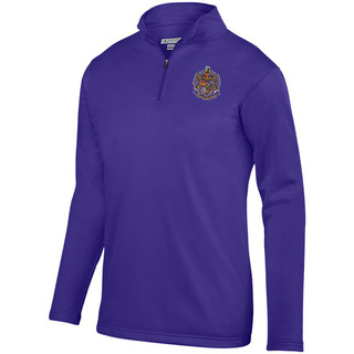 DISCOUNT-Sigma Alpha Epsilon-  World famous-Crest - Shield Wicking Fleece Pullover
