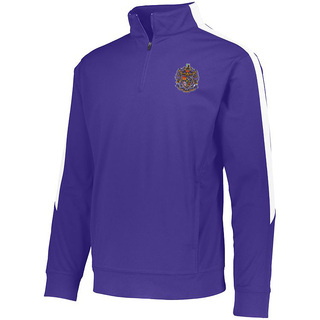 DISCOUNT-Sigma Alpha Epsilon-  World Famous Greek Crest - Shield Medalist Pullover