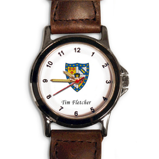 Sigma Alpha Epsilon Admiral Watch