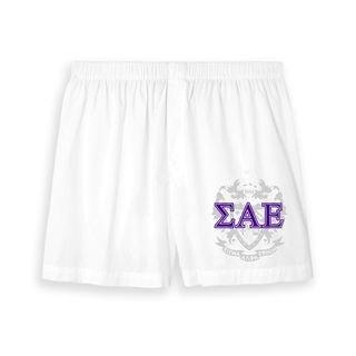 Sigma Alpha Epsilon Boxer Shorts