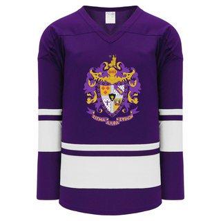 Sigma Alpha Epsilon League Hockey Jersey