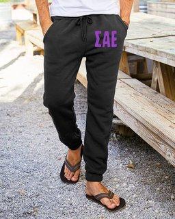 Sigma Alpha Epsilon Big Letter Sweatpants