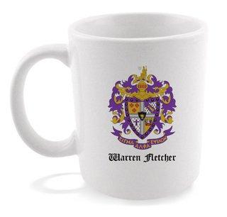 Sigma Alpha Epsilon Coffee Mug