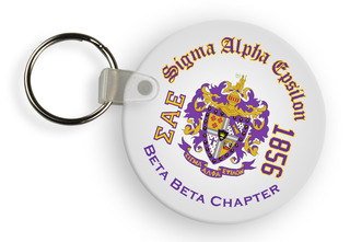 Sigma Alpha Epsilon Color Keychains