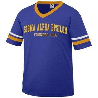 Sigma Alpha Epsilon Founders Jersey