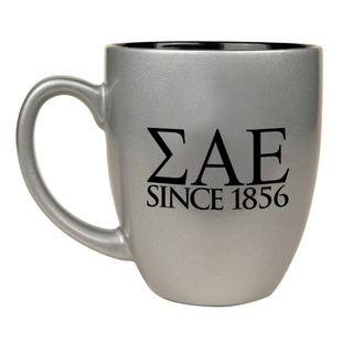 Sigma Alpha Epsilon Greek Bistro Mug