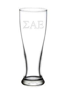 Sigma Alpha Epsilon Holland Glass