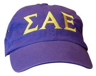 Sigma Alpha Epsilon Letter Hat